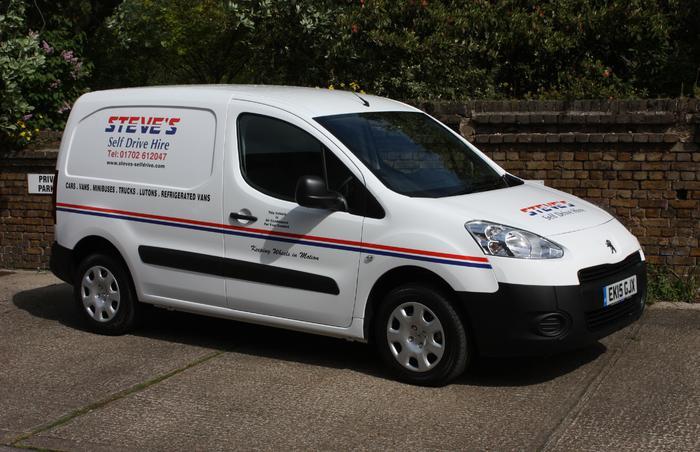 Steve's van hire